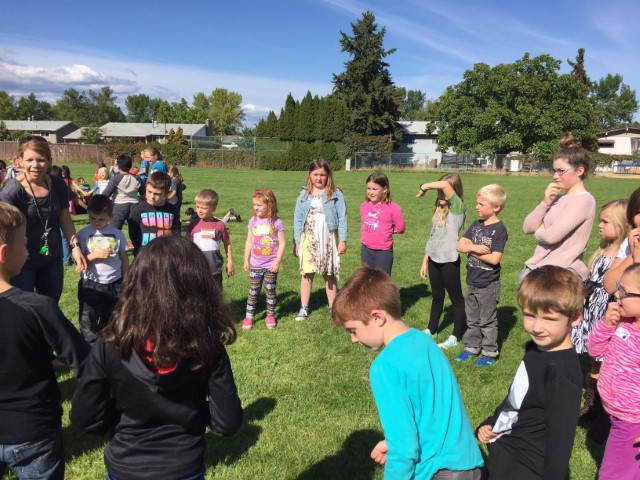 Fun in the Sun - Family Group Activities